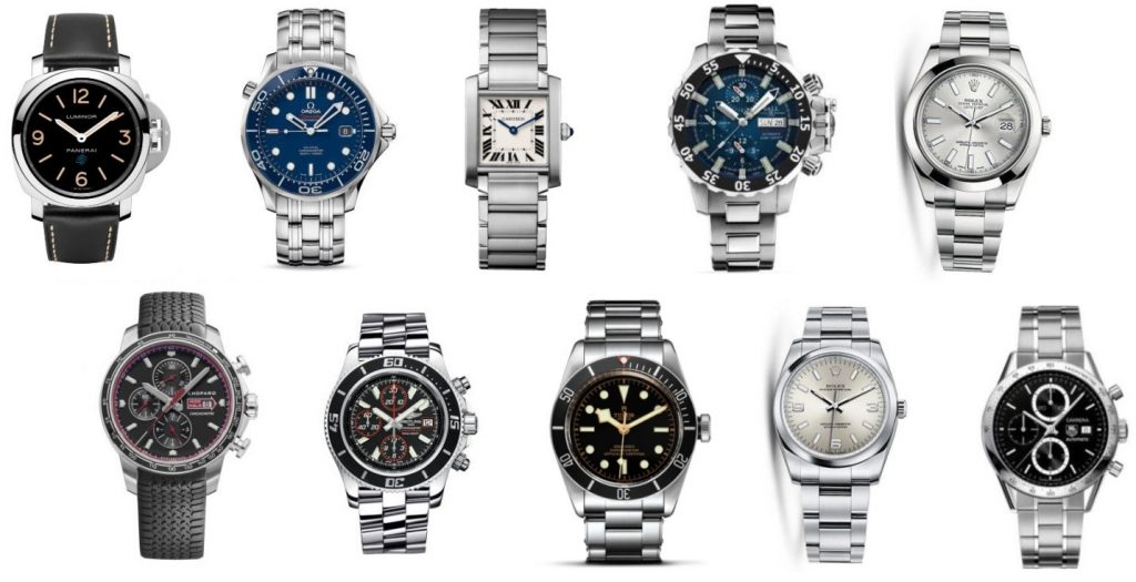best watches under 3000 euros
