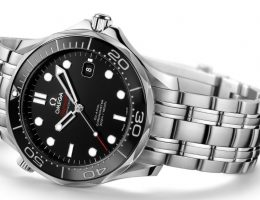 OMEGA Seamaster Diver Collection