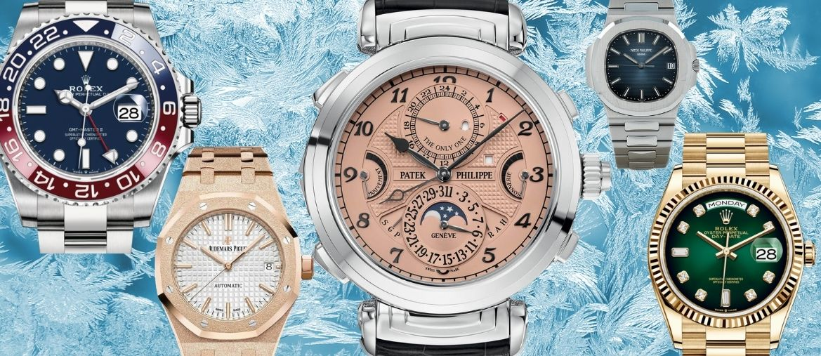 everything you need to know about luxury watches