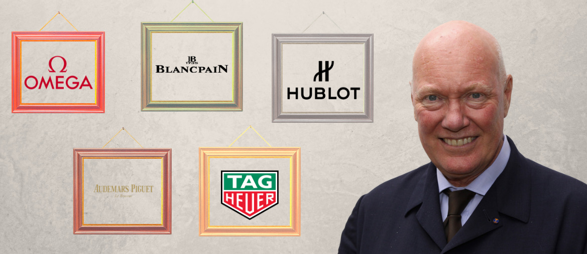 jean claude biver watchmaking important people